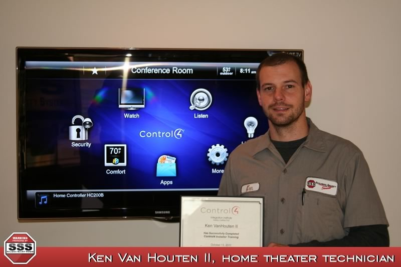 Home Theater Technician