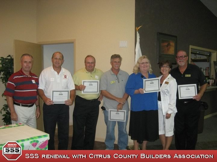 Builder Association Renewal